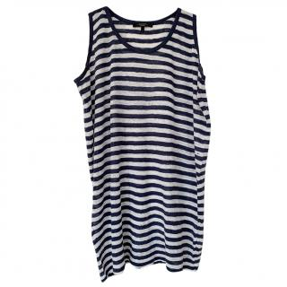 Max Mara Weekend striped nautical top