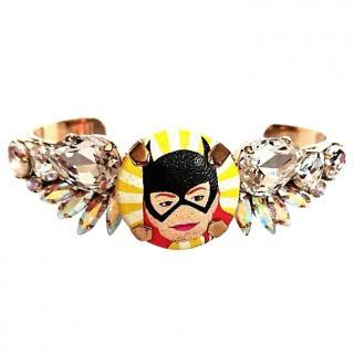 Bijoux de Famille Batgirl Cuff