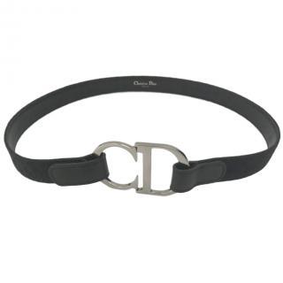 Dior CD Logo Waist Belt