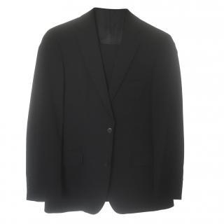 Hugo Boss Men's Black Suit