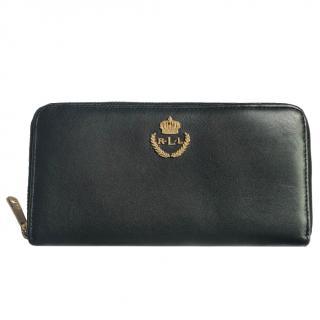 Lauren Ralph Lauren Leather Wallet