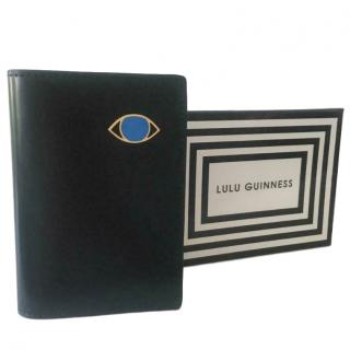 Lulu Guinness Leather Passport Cover