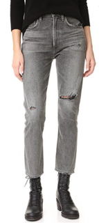 Citizens of Humanity Dree Crop High Rise Slim Jeans