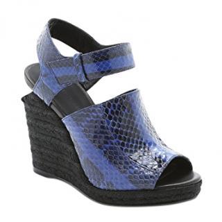 Alexander Wang Tori Espadrille Wedge Sandals