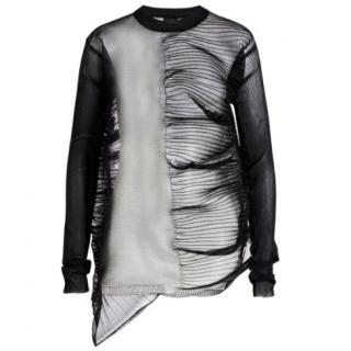 Rick Owens Sheer Knit Pullover - Current Season