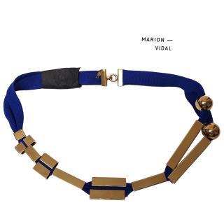 Marion Vidal Cherry Tree Necklace