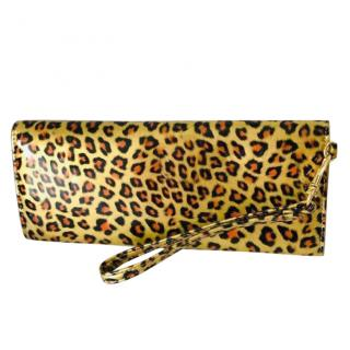 Jacobs by Marc for Marc Jacobs Animal Print Clutch Bag