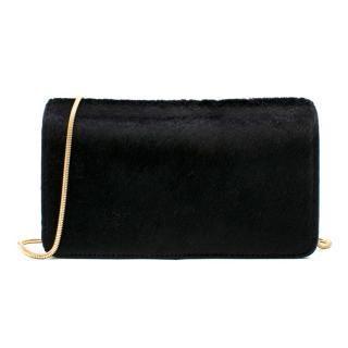 Diane von Furstenberg Calfhair Phone Wallet Crossbody Bag