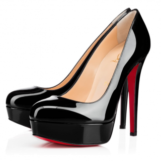 Christian Louboutin Bianca Patent Calf 140 mm Pumps