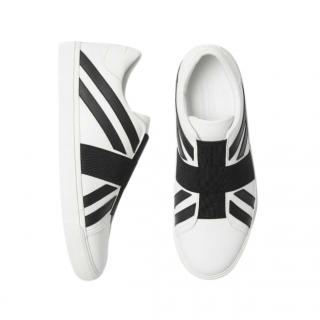 Burberry Men's Union Jack Sneakers - New Season
