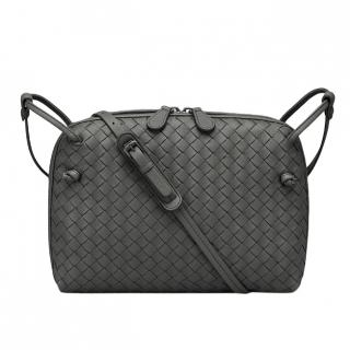 Bottega Veneta Intrecciato Leather Nodini Bag