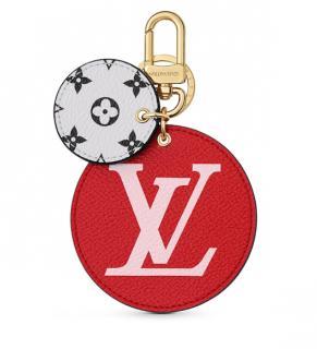Louis Vuitton Monogram Giant bag charm and key holder