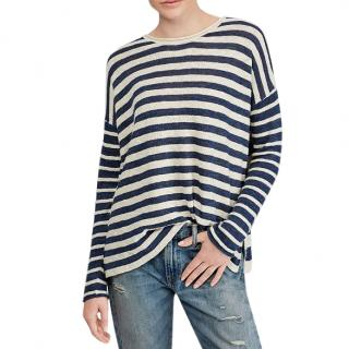Polo Ralph Lauren Striped Linen Jumper