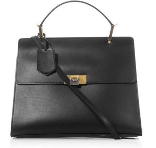 Balenciaga Le Dix Cartable Bag in Black
