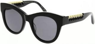 Stella MCCartney Falabella Chain Cat Eye Sunglasses