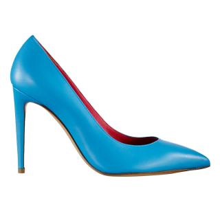 Ralph Lauren Collection Turquoise Pumps