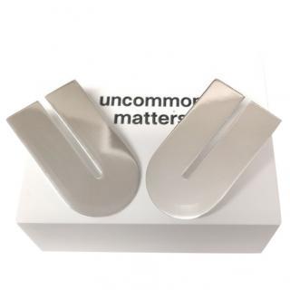 Uncommon Matters Silver Tone Earrings