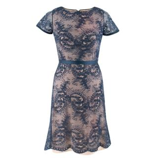Catherine Deane Belle Lace Short Dress