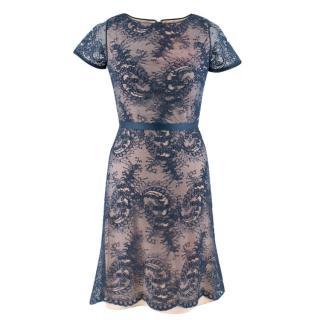 Catherine Deane Belle Lace Short Dress