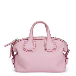 Givenchy Pale Pink Leather Micro Nightingale Bag