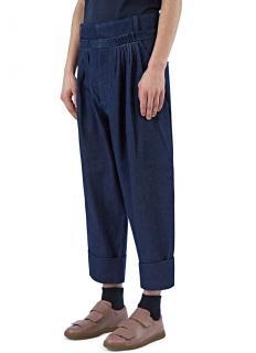 JW Anderson dark blue denim pants
