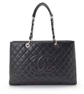 Chanel Grand Shopper Tote GST  - caviar Leather