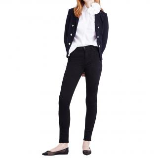 J Brand Maria Skinny stretch-denim jeans