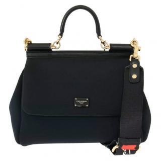 Dolce & Gabbana Sicily Medium leather bag