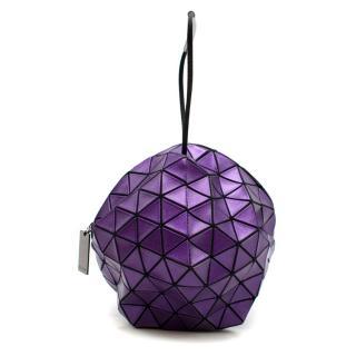 Issey Miyake BAO BAO Mini Purple Planet Bag