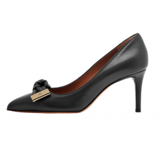 Mulberry Silky Nappa Leather Kensington Pumps