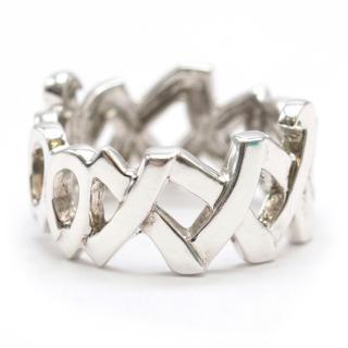 Tiffany & Co Paloma Picasso XO Ring