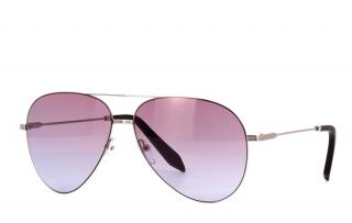 Victoria Beckham grey lens aviator sunglasses