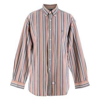 Polo by Ralph Lauren Seersucker Striped Shirt