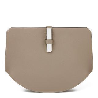 Hermes Epsom Leather Baton De Craie Pochette