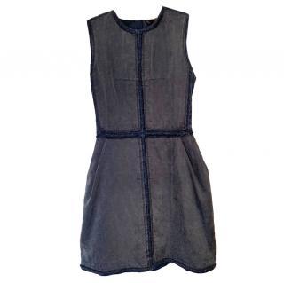 Louis Vuitton Monogram Denim Dress