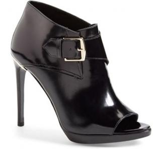 Burberry Holtsmere Peep Toe Booties