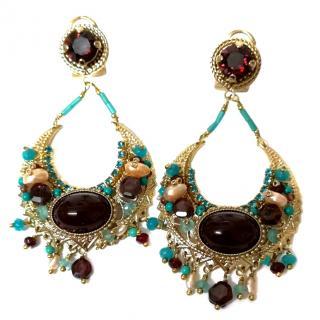 Satellite Gabriella Chandelier Earrings