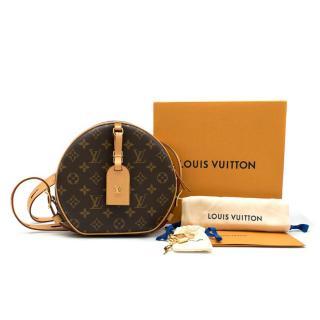 Louis Vuitton Boite Chapeau Souple Monogram Canvas Bag - in stores now