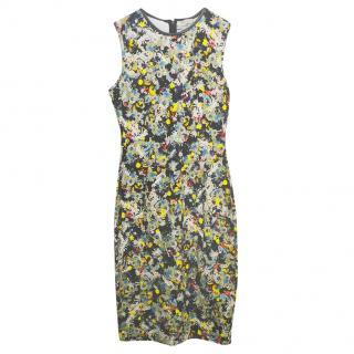 Erdem Floral Sleeveless Dress