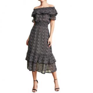 Misa Los Angeles Estefania strapless dress