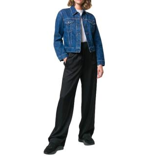 Acne Studios blue Trash 1999 denim jacket