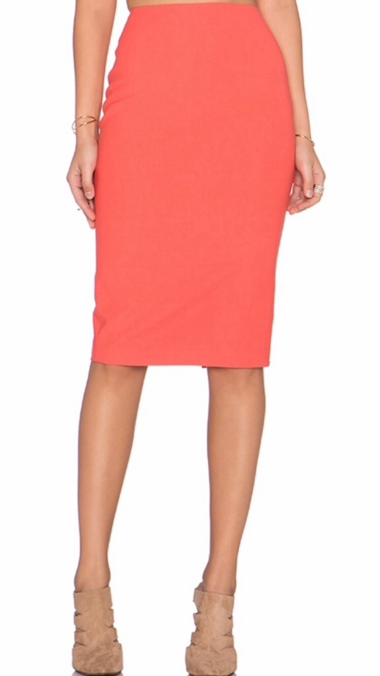 Elizabeth & James Aisling pencil skirt