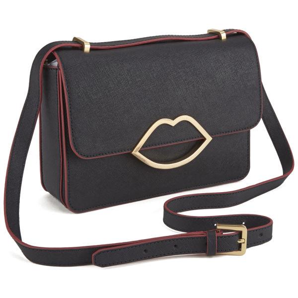 Lulu Guinness Edie Cross Body Bag