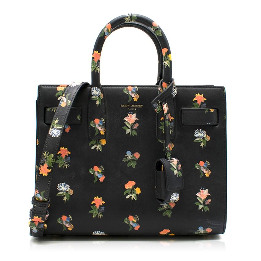 Sac Bag Saint Prairie De Nano Jour Laurent Floral qMVpSzLGU