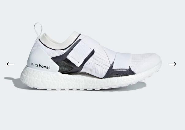 info for ee73f 92408 Stella McCartney x Adidas UltraBOOST X trainers