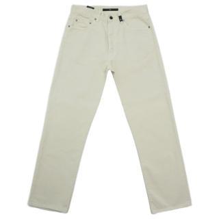 Stone Island Men's Stone Beige Jeans