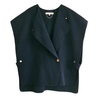 Vanessa Bruno Wool & Cashmere Tabard Jacket