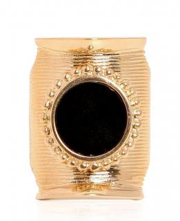 Chloe djill black onyx ring