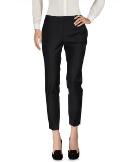 Paul & Joe Bovent black wool tapered trousers
