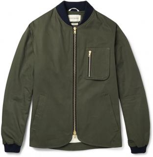 Oliver Spencer Lambeth Bomber Jacket